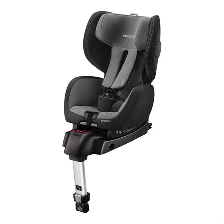 Recaro Kindersitz Optiafix Design 2017 Carbon Black