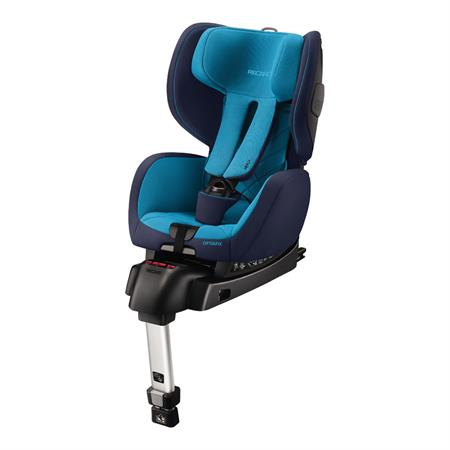 Recaro Kindersitz Optiafix Design 2017 Xenon Blue