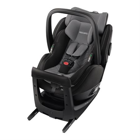 Recaro Kindersitz ZERO.1 Elite R129 Design 2017 Carbon Black