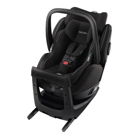 Recaro Kindersitz ZERO.1 Elite R129 Design 2017 Performance Black