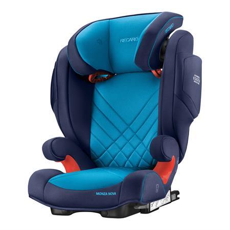 recaro child car seat monza nova 2 seatfix design 2017 xenon blue. Black Bedroom Furniture Sets. Home Design Ideas
