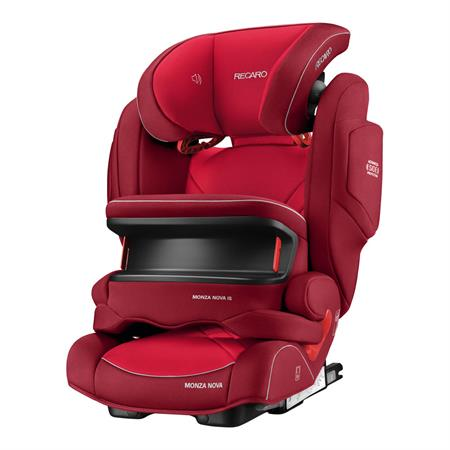 Recaro Kindersitz MONZA NOVA IS Seatfix