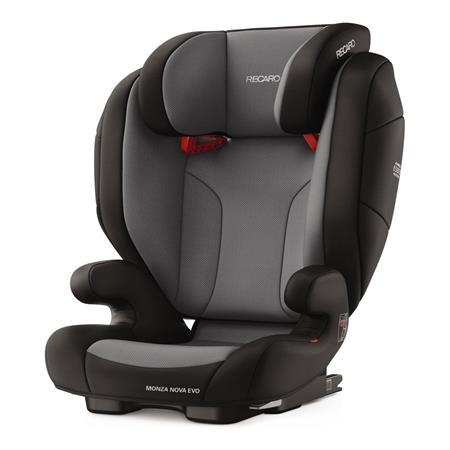 Recaro Kindersitz Monza Nova Evo Seatfix Design 2018 Carbon Black