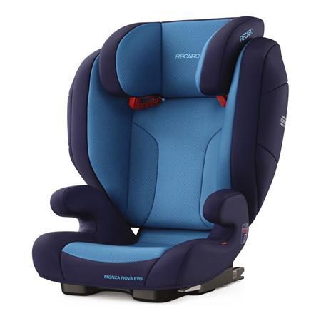 Recaro Kindersitz Monza Nova Evo Seatfix Design 2018