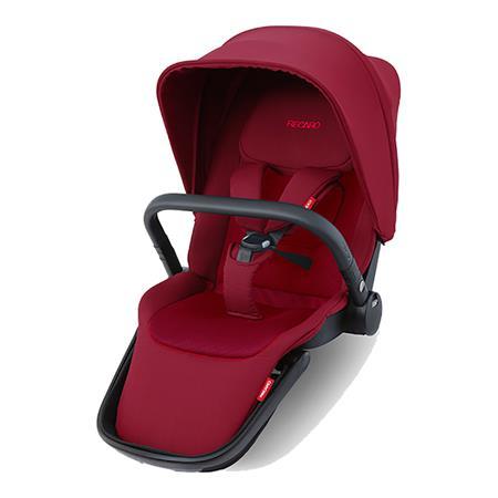Recaro Sitzeinheit für Kinderwagen Sadena / Celona Select Garnet Red