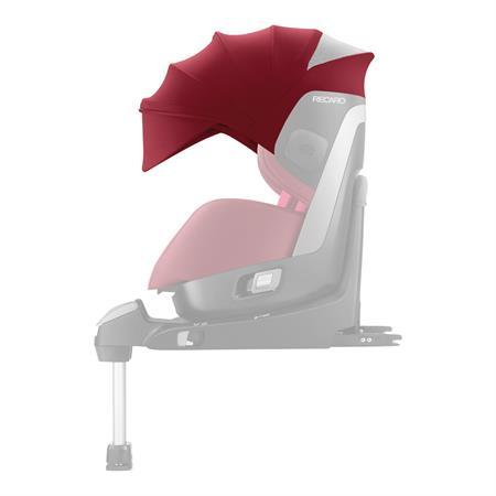 Recaro Sonnendach für Kindersitz ZERO.1 Design Indy Red