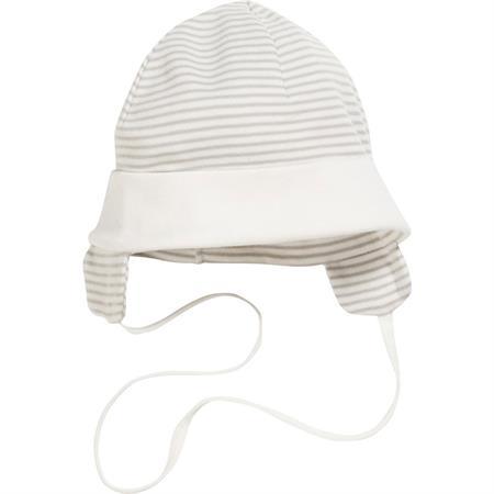 Schnizler Babymütze Bindemütze mit Ohrenschutz