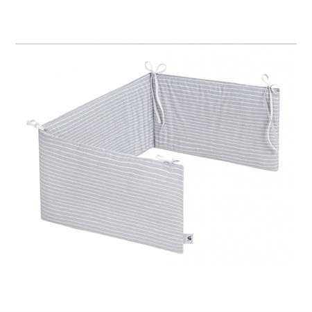 Zöllner Nestchen Comfort Grey Stripes