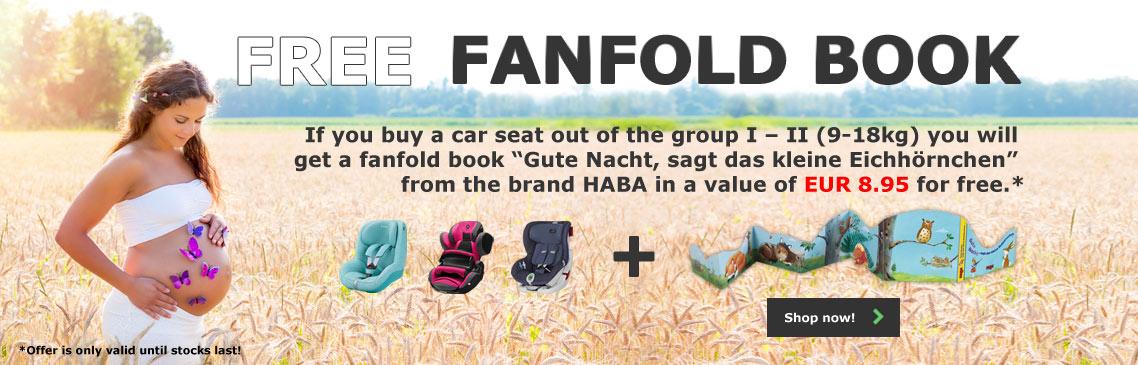 Free HABA fanfold book