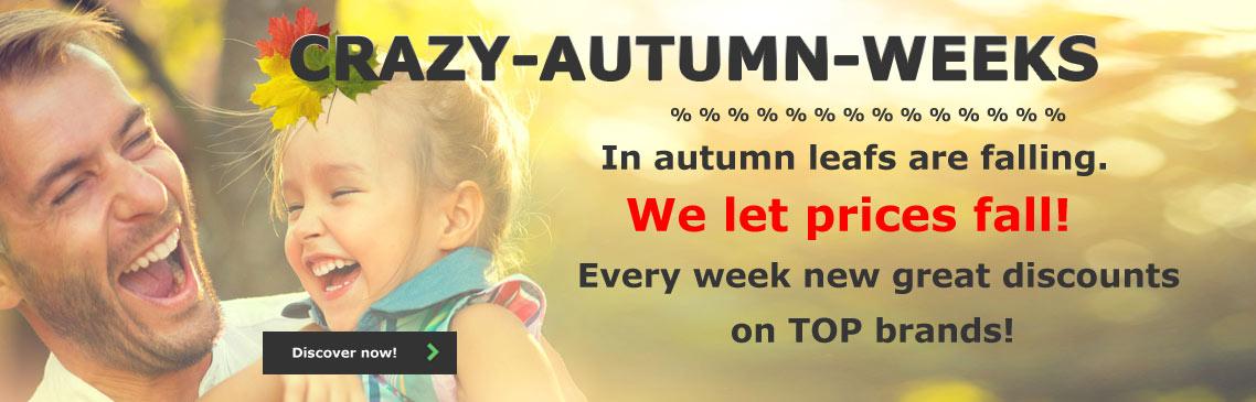 Crazy Autumn Weeks!