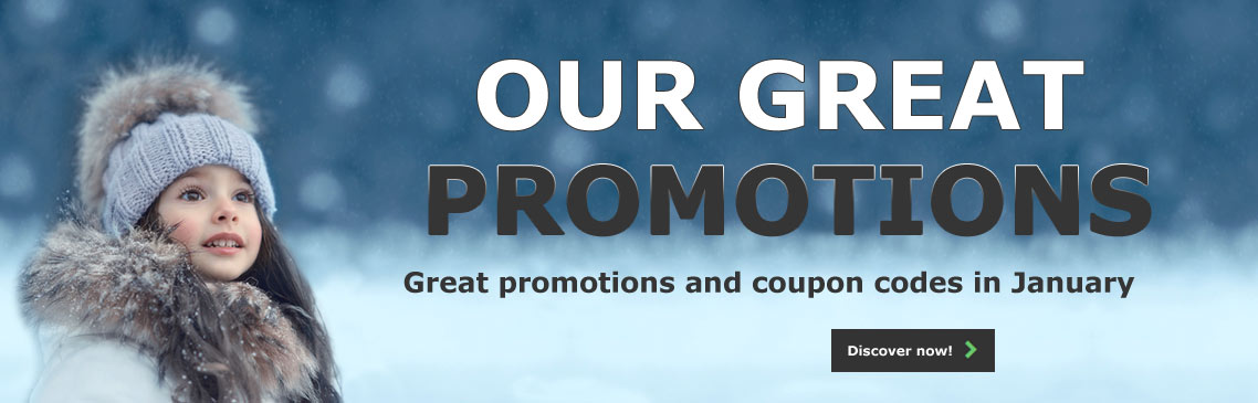 January 2017 Promotions