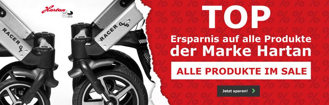 TOP Ersparnis auf alle Produkte der Marke Hartan!