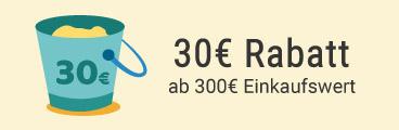 30 EUR sparen!