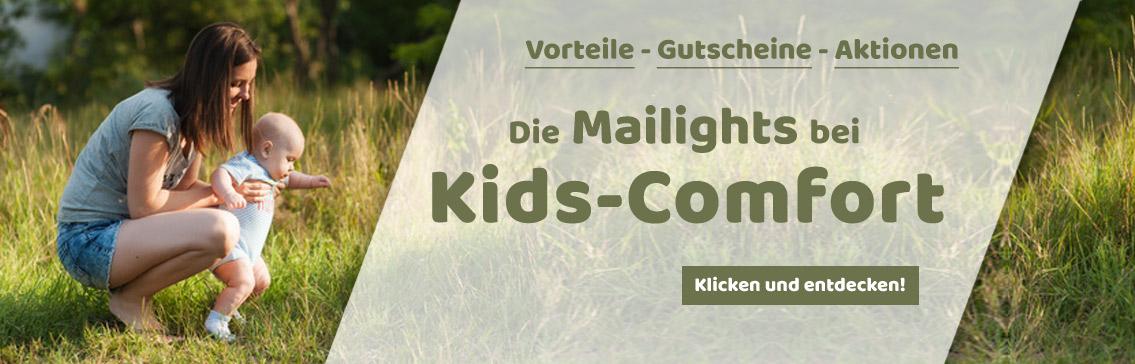 Tolle Aktionen und Gutschein-Codes im Mai bei Kids-Comfort