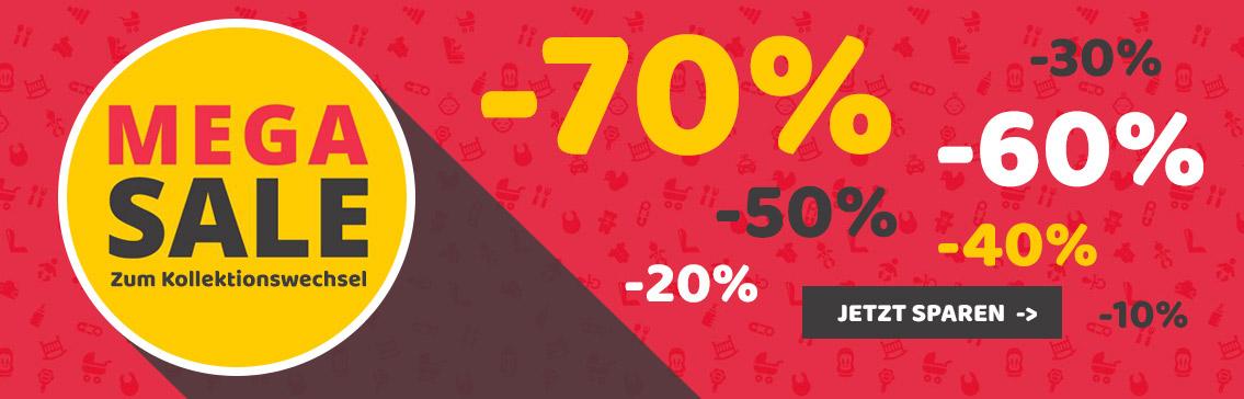 Sparen Sie jetzt bis zu 70% im Kids-Comfort Mega-Sale | Gleich los shoppen!