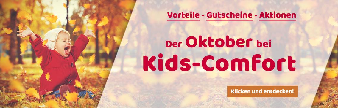 Der Oktober bei Kids-Comfort