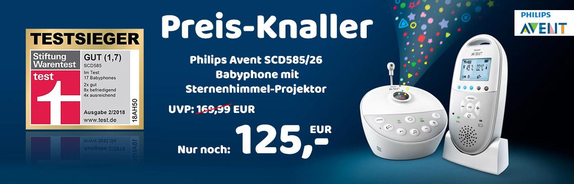 Sichern Sie sich jetzt den Testsieger zum einmaligen Knaller-Preis für nur 125,- EUR