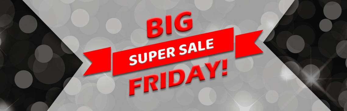 Big Super Sale Friday bei Kids-Comfort