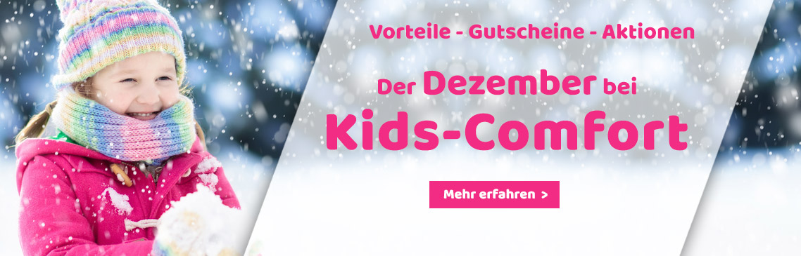 Der Dezember bei Kids-Comfort