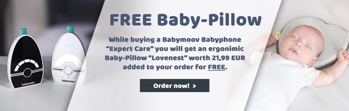 free baby headrest