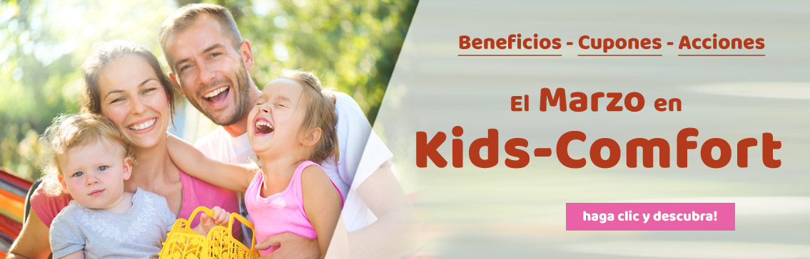 Our Promotions at Kids-Comfort