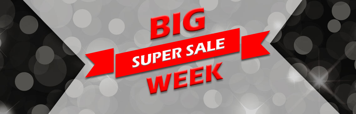 Big Super Sale Week at Kids-Comfort