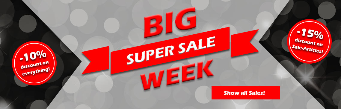 Big Super Sale Week at Kids-Comfort!
