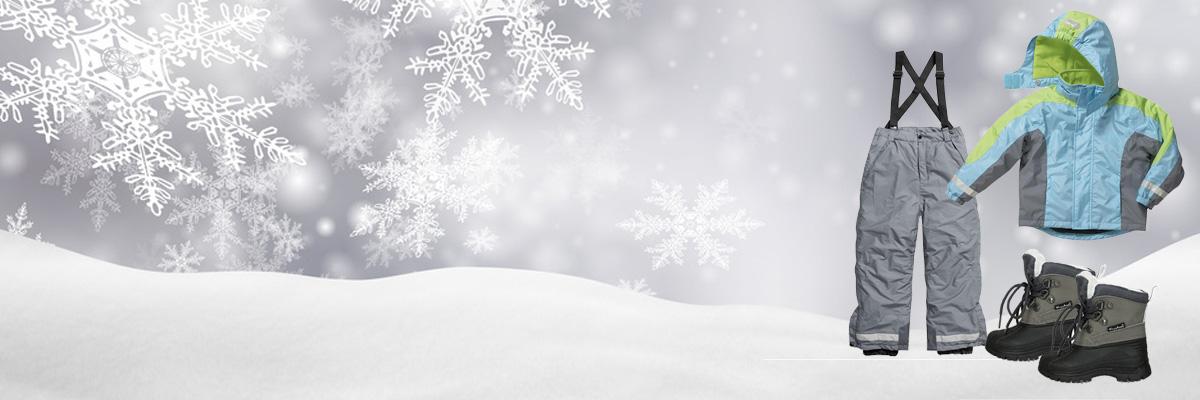 Winterkleidung & -schuhe