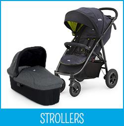 Buggys und Kinderwagen im Joie Markenshop bei Kids-Comfort