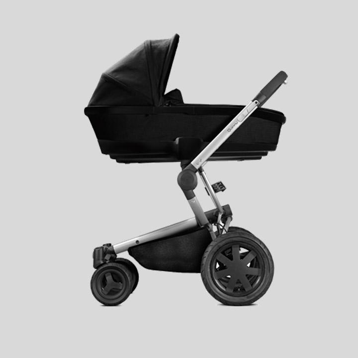 Quinny Buzz Xtra mit Kinderwagenaufsatz