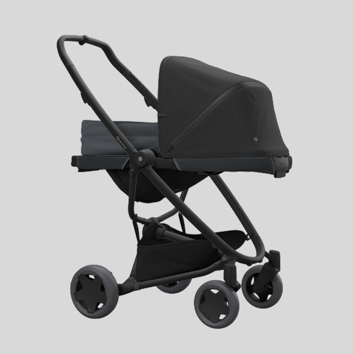Quinny Zapp Flex Plus mit From-Birth-Cocoon