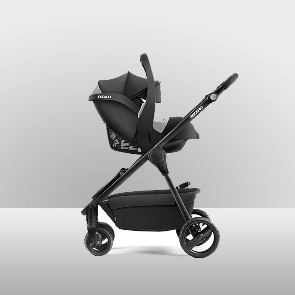 Compatible with strollers