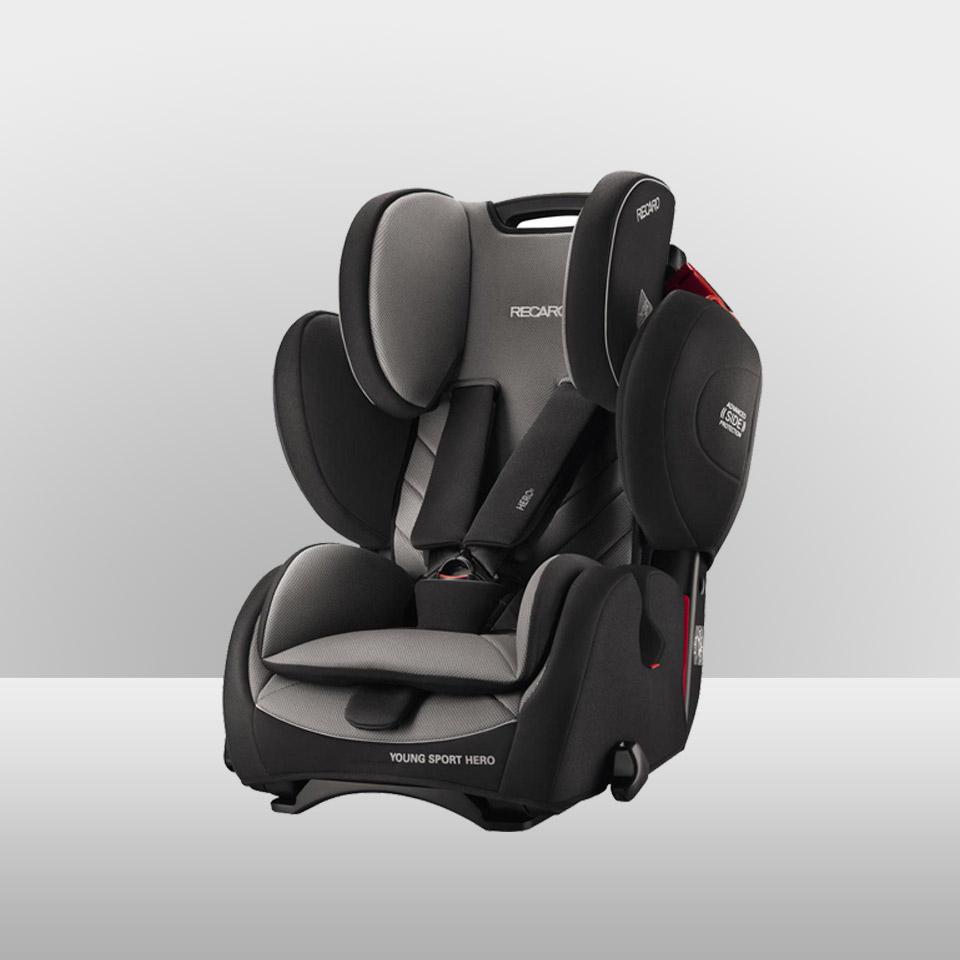 child seat Gr.1-2-3
