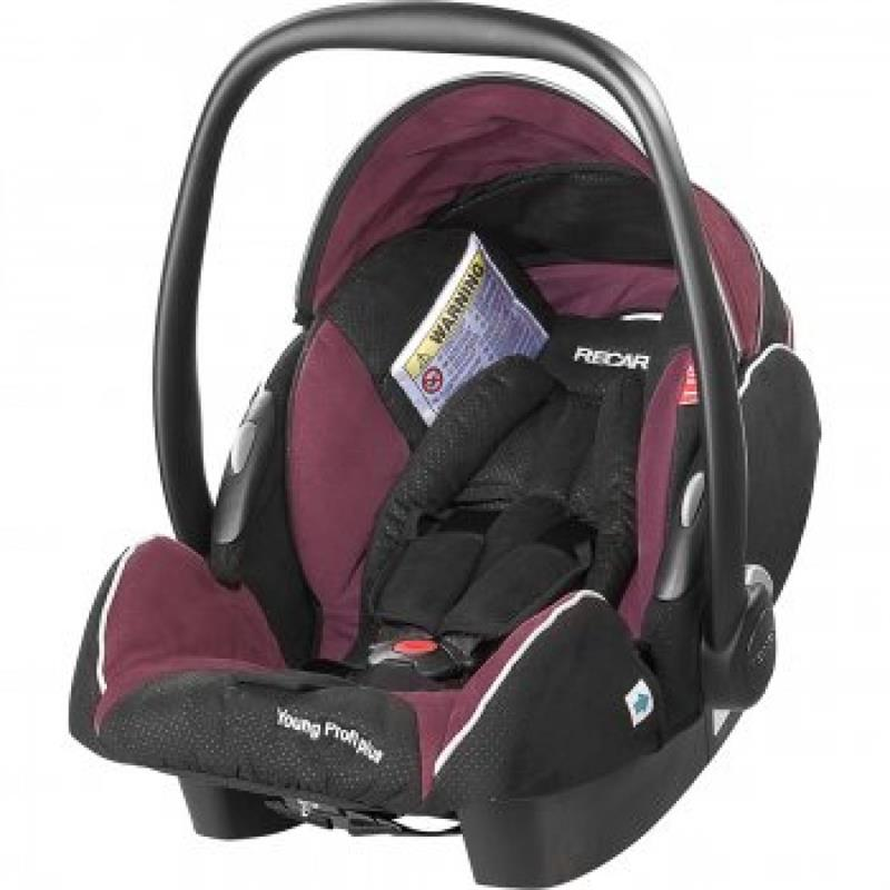 recaro babyschale young profi plus violet 4031953027000 ebay. Black Bedroom Furniture Sets. Home Design Ideas