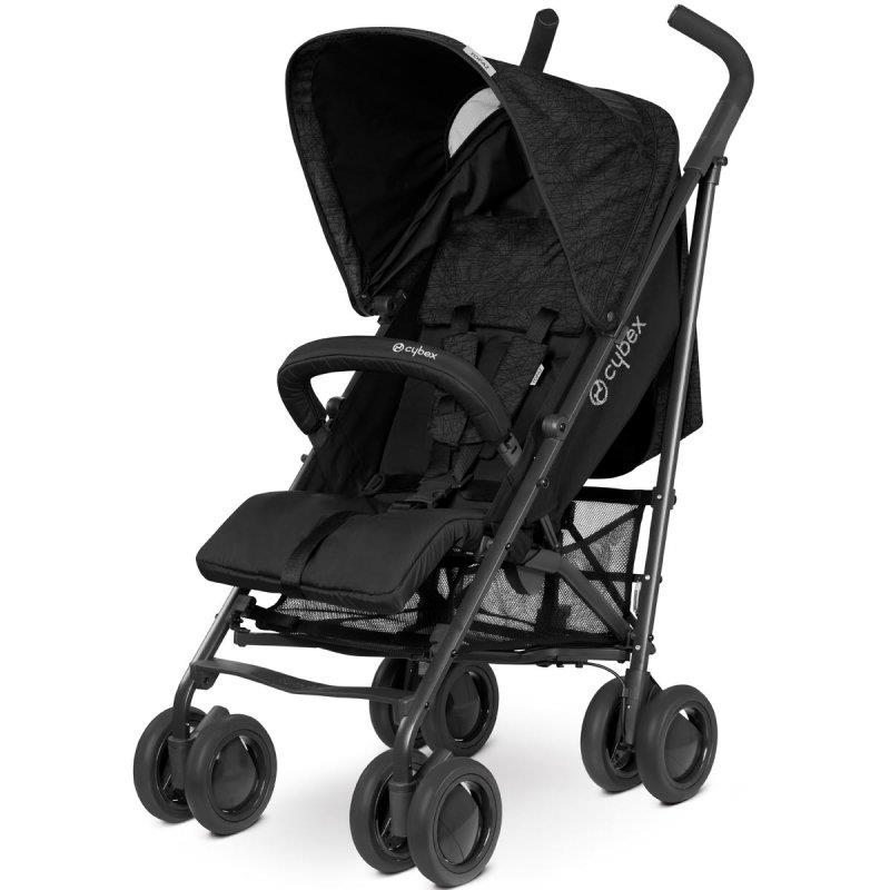 cybex topaz buggy black up 22 5 kg payload gold line new ebay. Black Bedroom Furniture Sets. Home Design Ideas