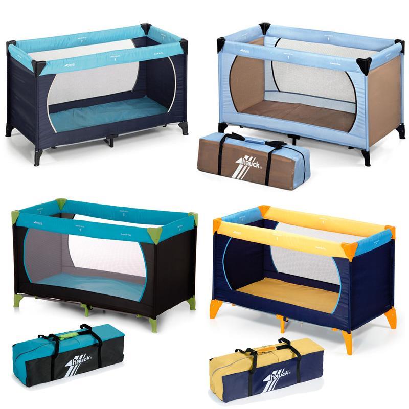 hauck dream 39 n play cuna de viaje incl capazo acolchado. Black Bedroom Furniture Sets. Home Design Ideas