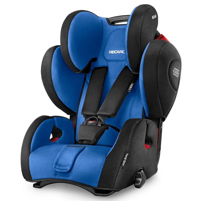 Recaro kindersitz autositz young sport hero 9 36 kg gr 1 for Asientos infantiles coche