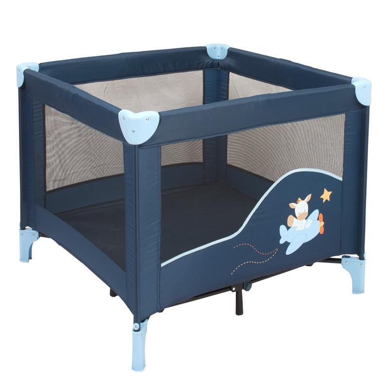 nattou arthur et louis lit de voyage parc b b barri res s curit 90 x 90 cm ebay. Black Bedroom Furniture Sets. Home Design Ideas