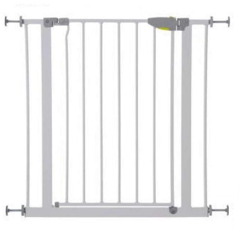 hauck squeeze handle safety porte grille de protection pour porte ebay. Black Bedroom Furniture Sets. Home Design Ideas