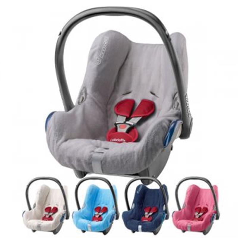maxi cosi sommerbezug f r babyschale cabriofix und citi sps farbwahl ebay. Black Bedroom Furniture Sets. Home Design Ideas