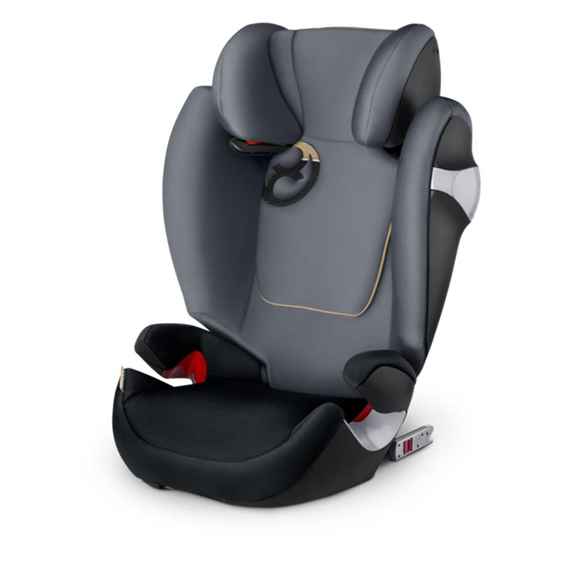 cybex solution m fix kindersitz mit isofix gr 2 3 farbwahl. Black Bedroom Furniture Sets. Home Design Ideas