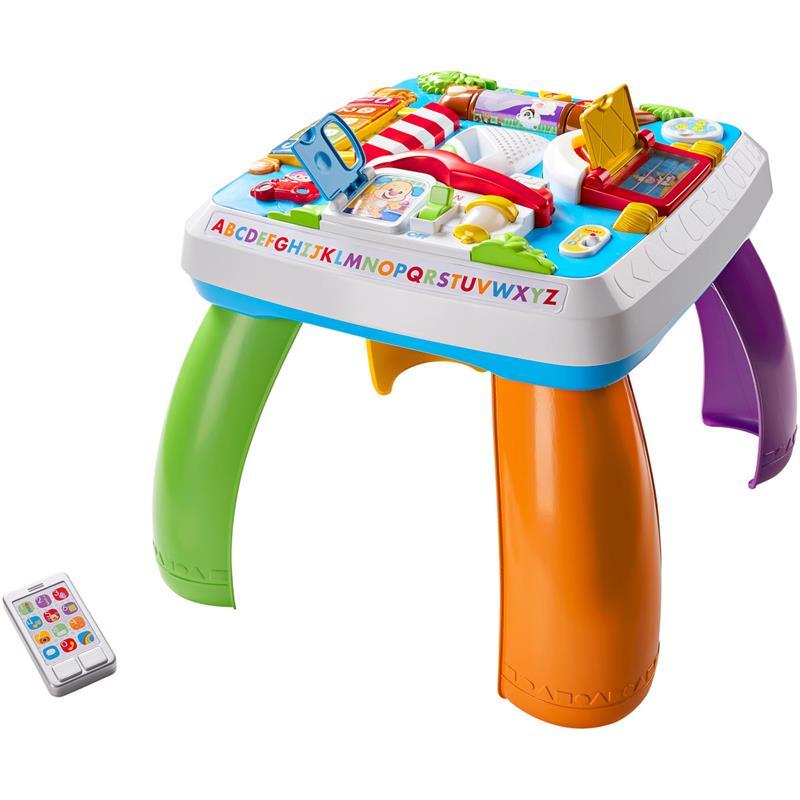 Fisher Price Drh31 Lernspa 223 Spieltisch Neu Ebay