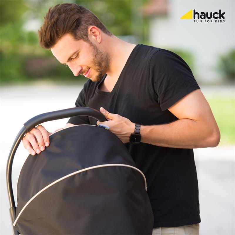hauck comfort fix set mit babyschale isofix basis. Black Bedroom Furniture Sets. Home Design Ideas