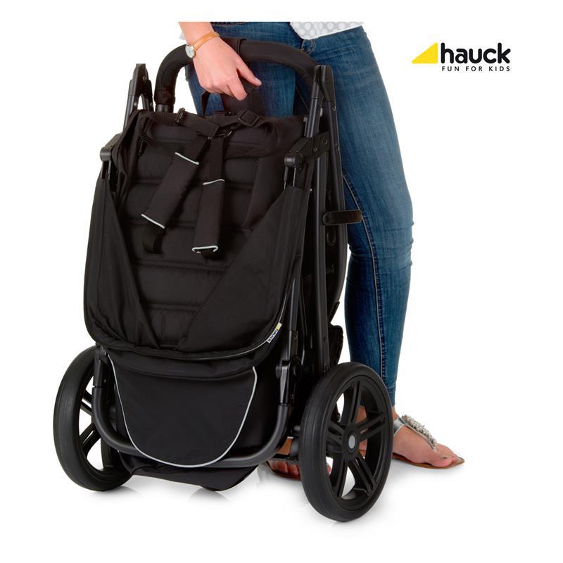 hauck rapid 3 plus trioset kinderwagen mit tragewanne. Black Bedroom Furniture Sets. Home Design Ideas