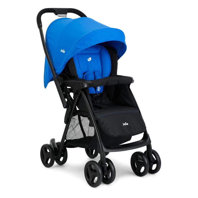 joie mirus buggy sportwagen mit schwenkschieber blue ebay. Black Bedroom Furniture Sets. Home Design Ideas