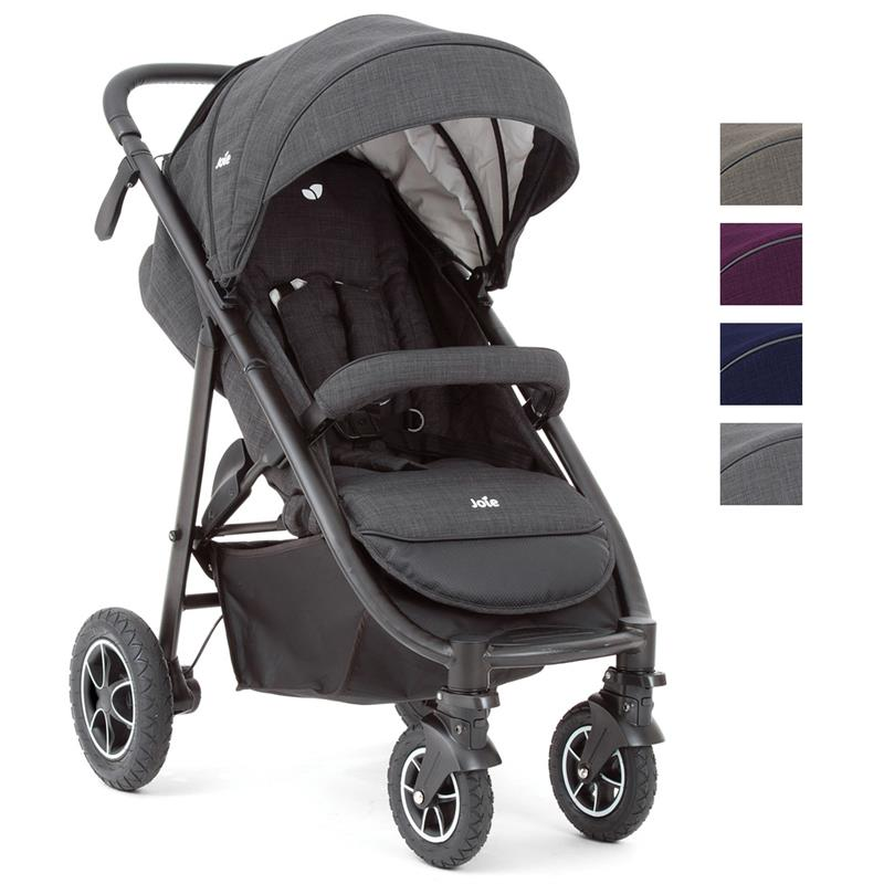 joie mytrax kinderwagen buggy mit h henverstellbarem schiebegriff neu ebay. Black Bedroom Furniture Sets. Home Design Ideas