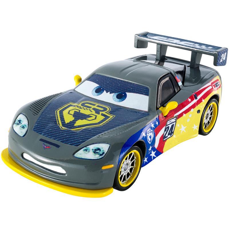 Mattel disney cars carbon racers spielzeug autos charakter