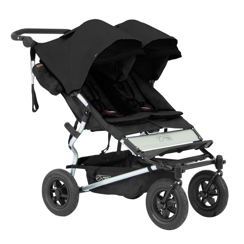 mountain buggy duet v2 5 kinderwagen f r ein kind. Black Bedroom Furniture Sets. Home Design Ideas