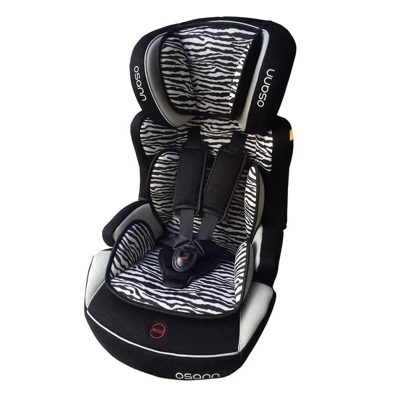 osann lupo isofix kindersitz autositz gruppe 1 2 3 farbwahl ebay. Black Bedroom Furniture Sets. Home Design Ideas