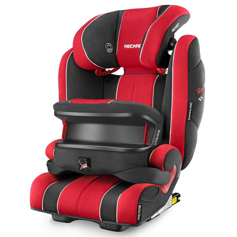 recaro monza nova is seatfix seggiolino auto seggiolino. Black Bedroom Furniture Sets. Home Design Ideas